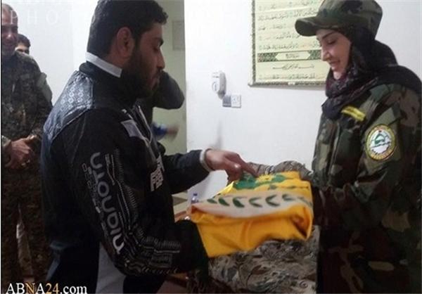 هواسناسی این زن «شهید مدافع حرم ایرانی» نیست - تابناک | TABNAK