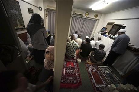 روزهداری مسلمانان ژاپنی