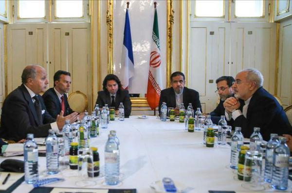 وزیر خارجه فرانسه برای توافق هسته ای با ایران سه شرط مطرح کرد