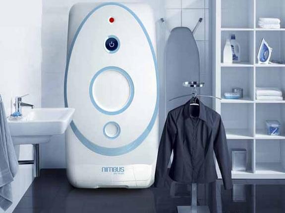 اختراع ماشینلباسشویی بینیاز به آب در آرژانتین