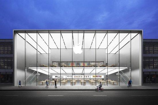 زیباترین و عجیب ترین فروشگاه های اپل در سراسر دنیا