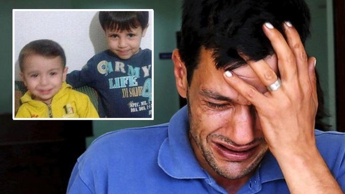 روایت عکاس ترک از پیدا کردن جسد کودک سوری