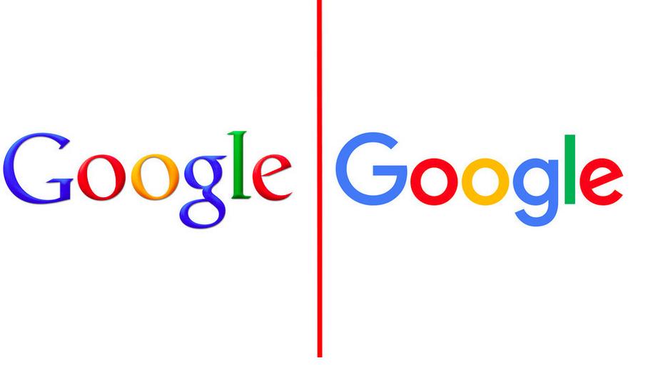 رنگ آمیزی گوگل با رنگ های مایکروسافت
