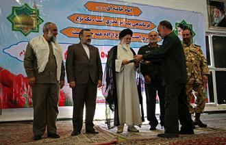 مأموریت ویژه رهبری به امام جمعه مشهد