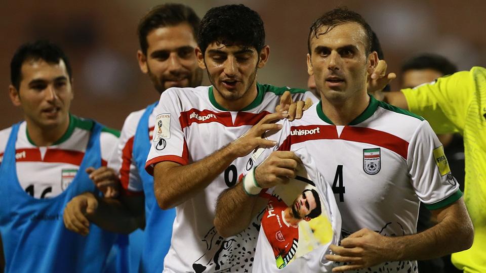 گزارش تصویری دیدار عمان و ایران در مسقط