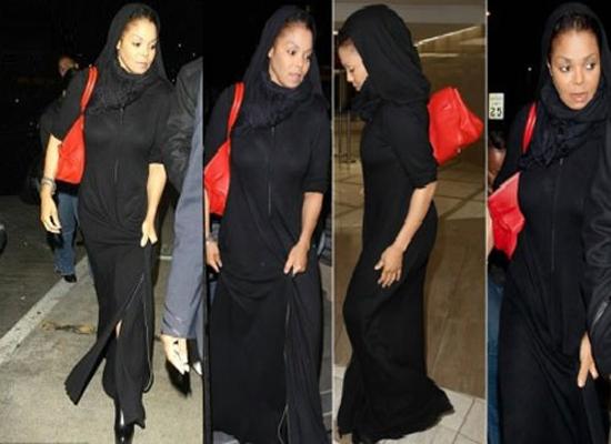 خواهر «مایکل جکسون» مسلمان شد؟
