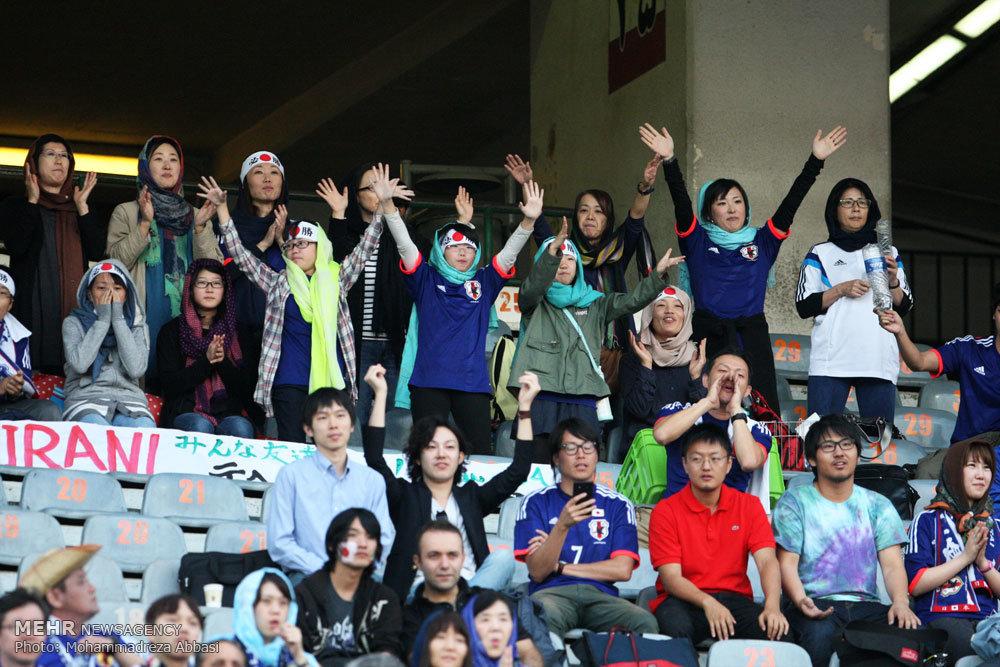 شادی بانوان ژاپنی در آزادی