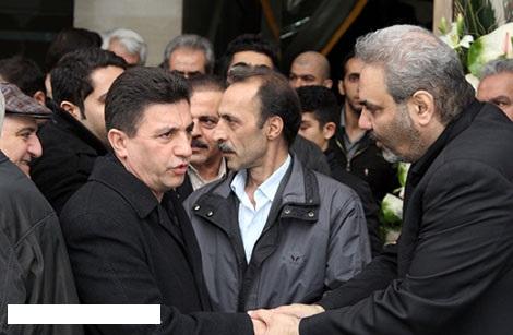 رهبری فرد: جواد خیابانی اصرار داشت من را به استقلال ببرد