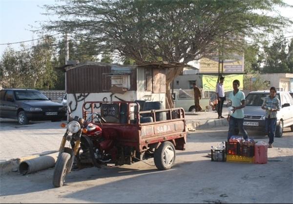 بنزین در جاسک به لیتری ۲۰۰۰ تومان رسید