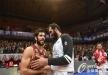 باخت صمد مقابل حدادی در لیگ بسکتبال چین+عکس