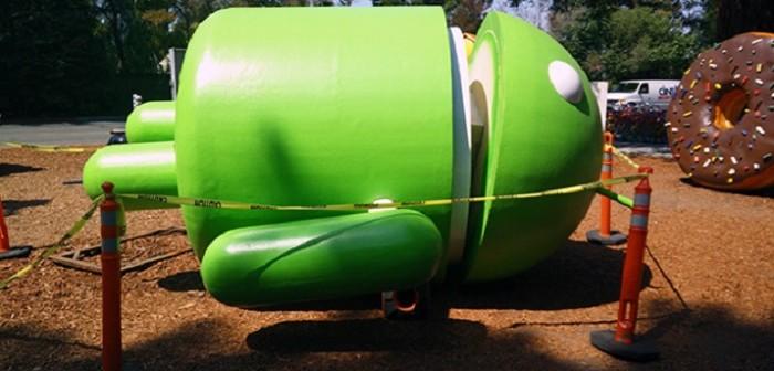 پول پارو کردن گوگل با اندروید به قیمت امنیت کاربران