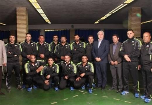 تیم ملی پرورش اندام ایران قهرمان جهان شد