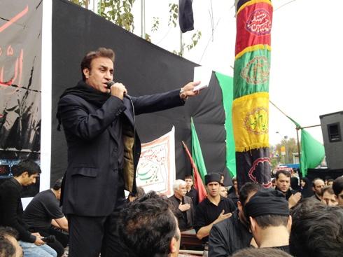 مداحان سرشناس فوتبال ایران+عکس