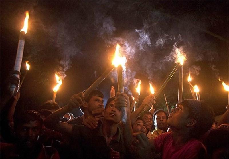 انفجار بمب در محل عزاداری شیعیان بنگلادش