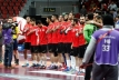 هندبال انتخابی المپیک/ پیروزی کوبنده ایران در مصاف نخست