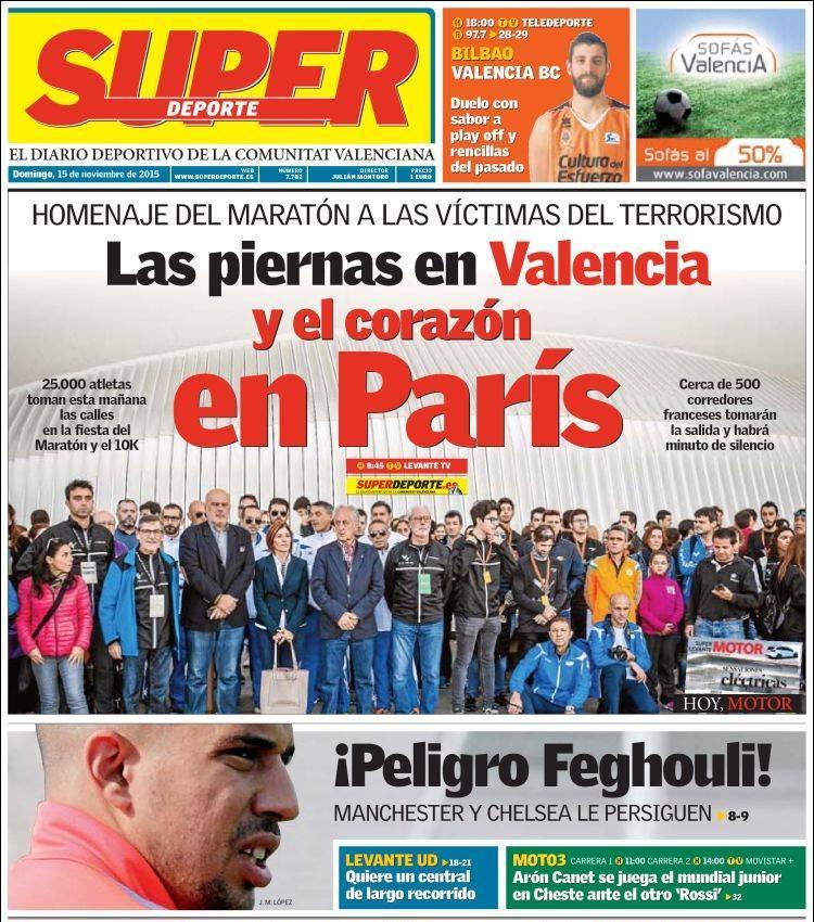 روزنامه های ایتالیا/ یکشنبه 15 نوامبر