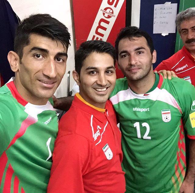نخستین عکس از دروازهبان جدید تیم ملی فوتبال ایران - سایت خبری ...نخستین عکس از دروازهبان جدید تیم ملی فوتبال ایران