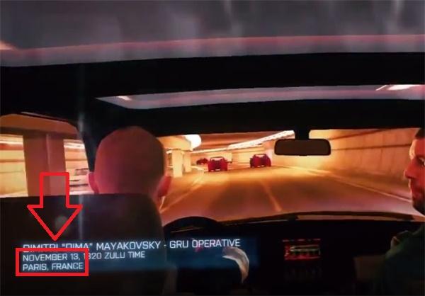 شباهت عجیب حملات تروریستی پاریس و بازی «بتلفیلد 3»!