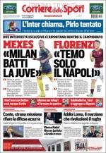 روزنامه های ایتالیا/ پنجشنبه 19 نوامبر