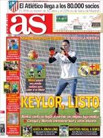 روزنامه های اسپانیا/ پنجشنبه 19 نوامبر