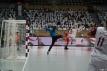 هندبال انتخابی المپیک/باخت سنگین ایران به تیم چند ملیتی و مدعی قطر