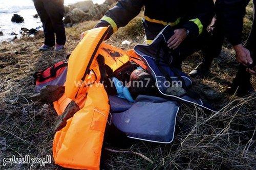 جسد کودک آواره کرد در سواحل یونان!