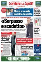 روزنامه های ایتالیا/ شنبه 21 نوامبر
