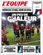 روزنامه اکیپ فرانسه/ شنبه 21 نوامبر