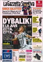 روزنامه های ایتالیا/ یکشنبه 22 نوامبر