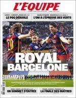 روزنامه اکیپ فرانسه/ یکشنبه 22 نوامبر