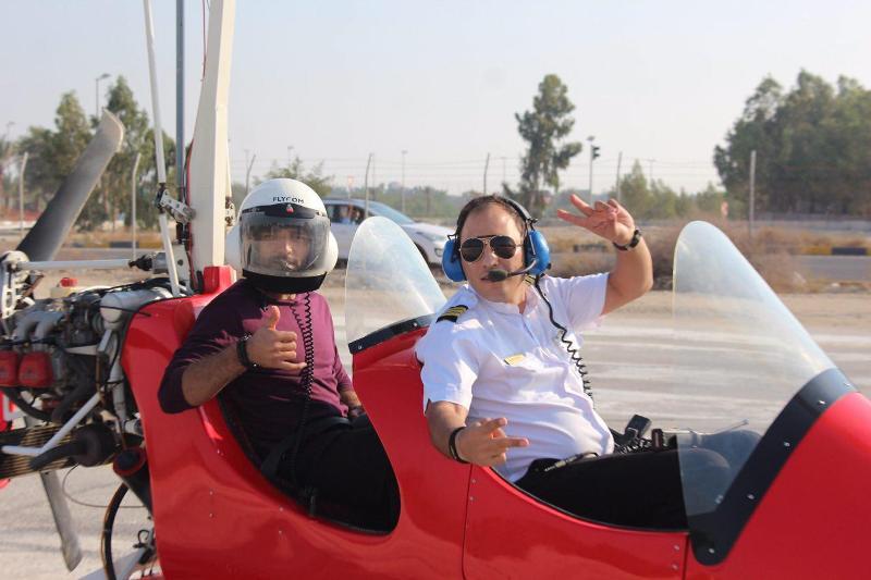 چرخبال سواری طارمی در کیش