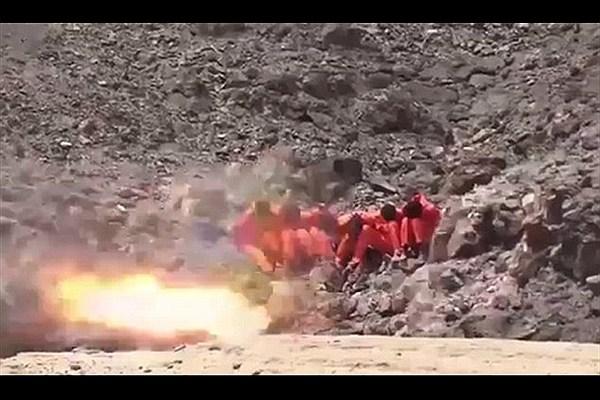 روشهای جدید اعدام داعش در یمن