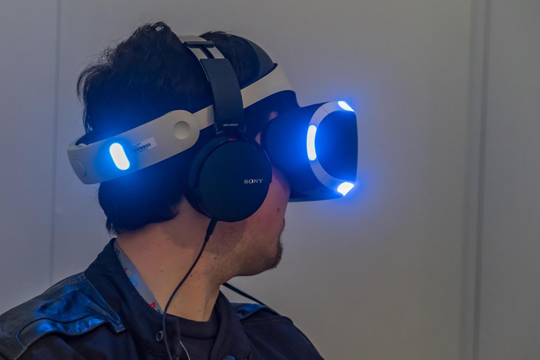 نگاهی از نزدیک به هدست واقعیت مجازی پلی استیشن