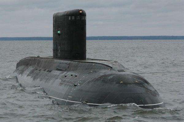 حمله زیر دریایی «روستوف» به مواضع داعش