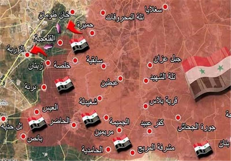 ارتش سوریه چند منطقه دیگر در حلب را آزاد کرد