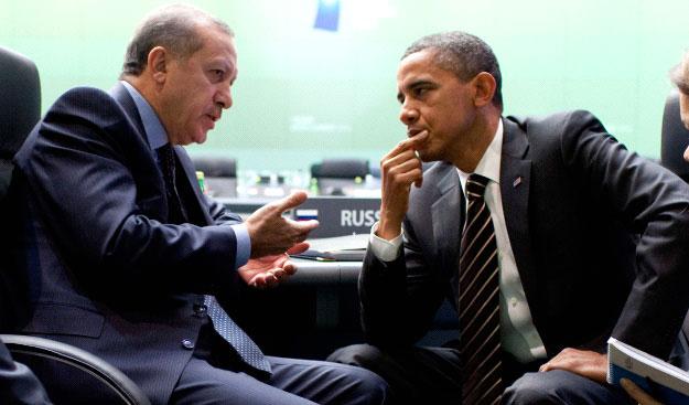 خروج نیروهای ارتش ترکیه از شمال عراق با درخواست مستقیم اوباما