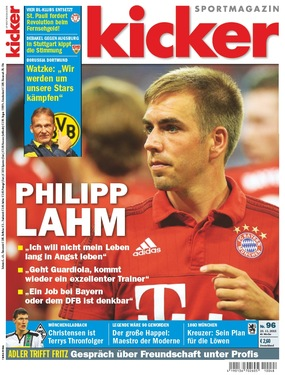 مجله کیکر چاپ آلمان