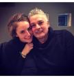 باجو همچنان خوش تیپ همراه دخترش+ عکس