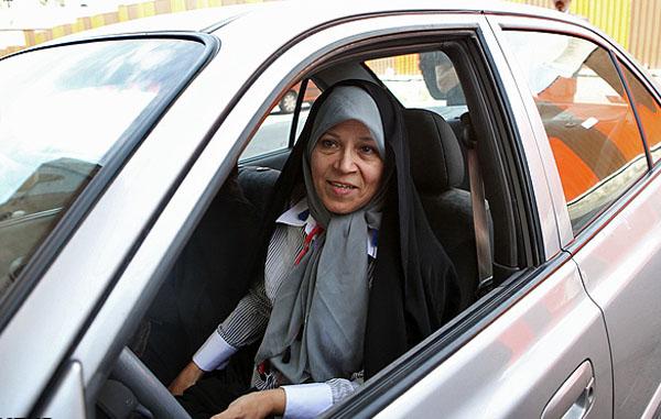 فائزه رفسنجانی:دولت احمدی نژاد از من خواست تعلیق فدراسیون فوتبال را با  اعتبارم رفع کنم - تابناک | TABNAK