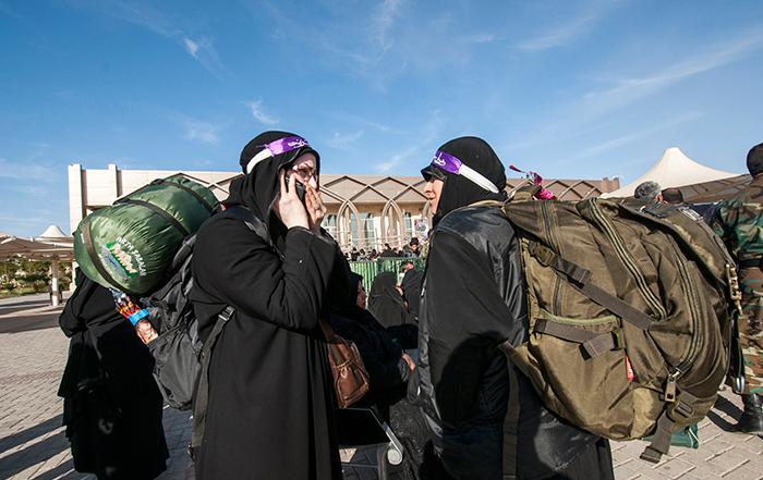 رایزنی با عراقیها برای صدور اجازه عبور زائران با کارت ملی؟!