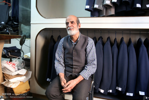 چهکسی لباس سیاستمداران ایرانی را میدوزد؟