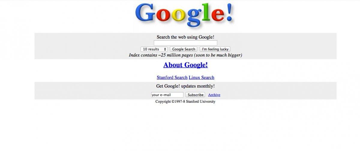 واقعیتهایی جالب و شگفت در مورد گوگل