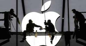 اپل چهل ساله شدapple