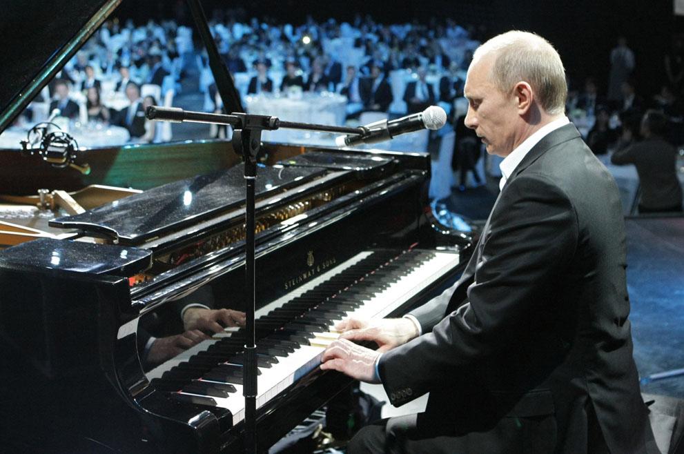 موسیقی در جامه سیاست؛ از اوباما و پوتین تا صدام حسین و کیم جونگ ایل