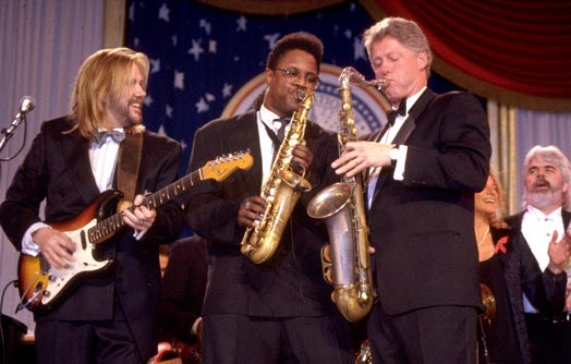 موسیقی در جامه سیاست؛ از اوباما و پوتین تا صدام و کیم جونگ ایل