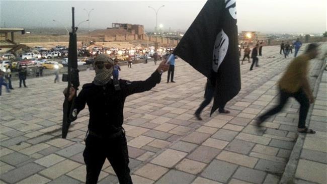 داعش یک چاه نفت را در شهر کرکوک منفجر کرد