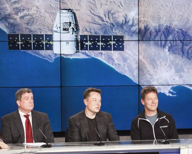 چگونه «جرج بوش» و «ناسا» پروژه Space X را از نابودی نجات دادند؟
