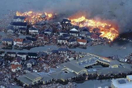 ۹ کشته و صدها زخمی در زلزله ۶.۵ ریشتری ژاپن