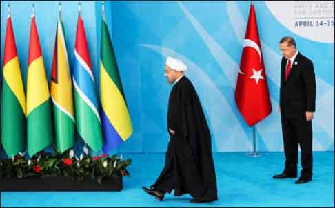 حواشی نشست کنفرانس اسلامی در استانبول/ امریکا از منظقه می رود؟