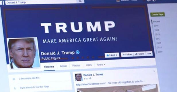تلاش کارمندان فیسبوک برای بایکوت دونالد ترامپ و واکنش زاکربرگ